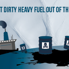Let's get Heavy Fuel Oil out of the Arctic