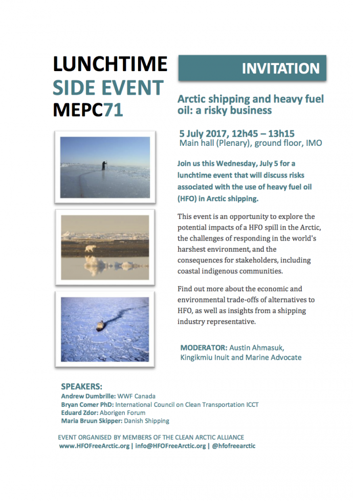 flyer for MEPC71 Side event_ FINAL