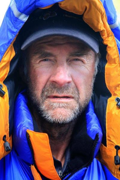 Ranulph Fiennes
