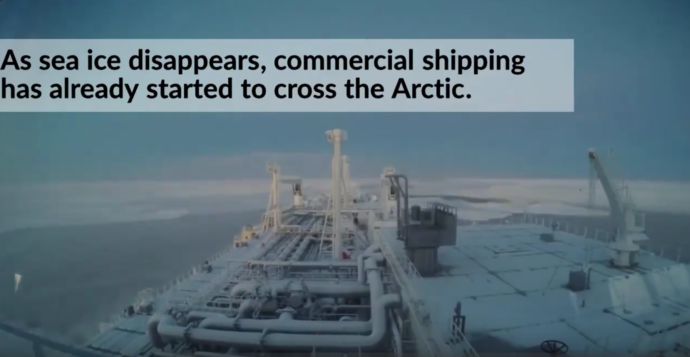 Why we need to ban Heavy Fuel Oil from Arctic Shipping