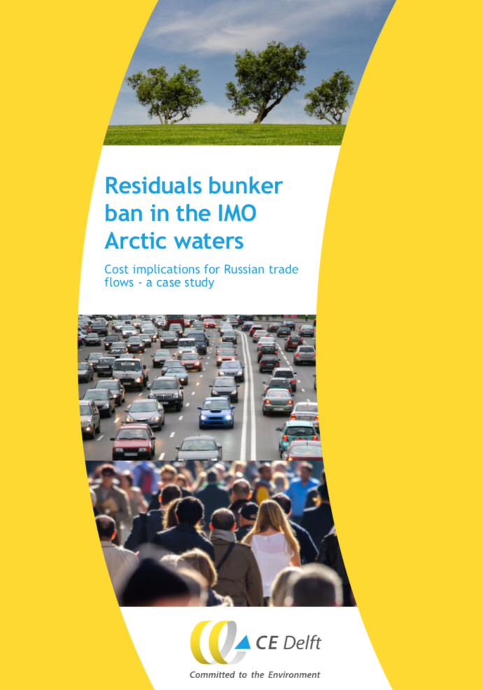 Residuals bunker ban in the IMO Arctic waters