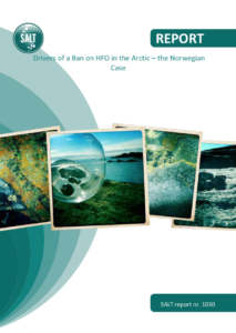 Drivers of a Ban on HFO in the Arctic – the Norwegian Case