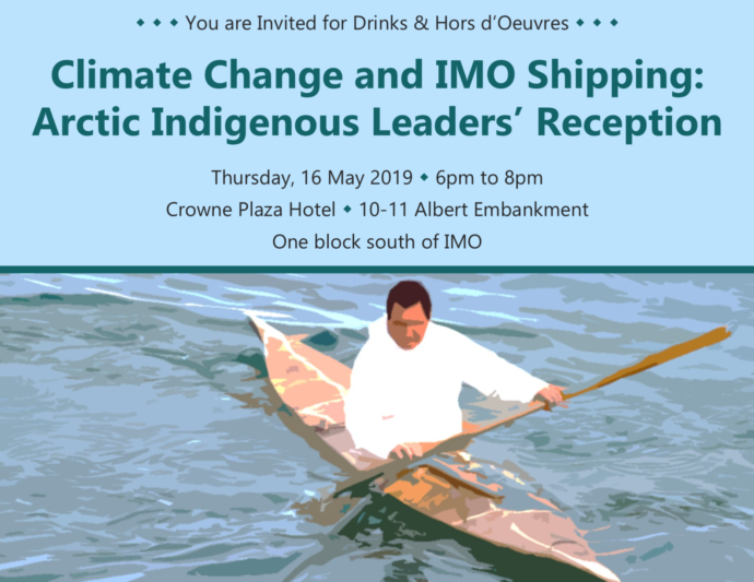 Climate Change and IMO Shipping: Arctic Indigenous Leaders' Reception