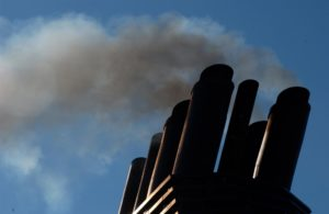Exhaust emissions from Marine Diesel