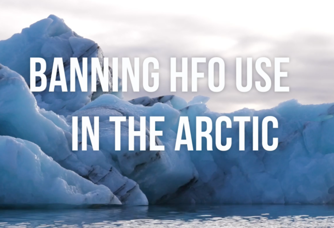 Video: Banning Heavy Fuel Oil Use in the Arctic