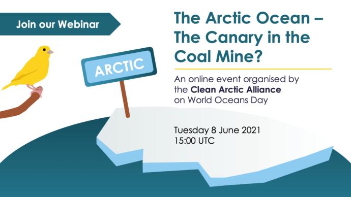 World Ocean Day Webinar: The Arctic Ocean - the Canary in the Coal Mine?
